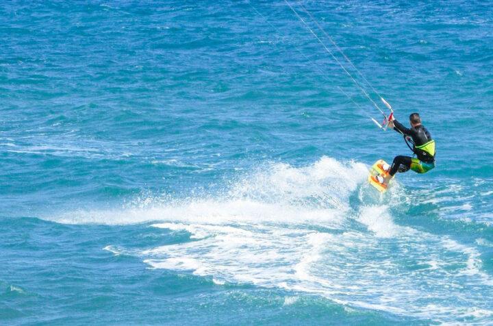 Kitesurf occasion