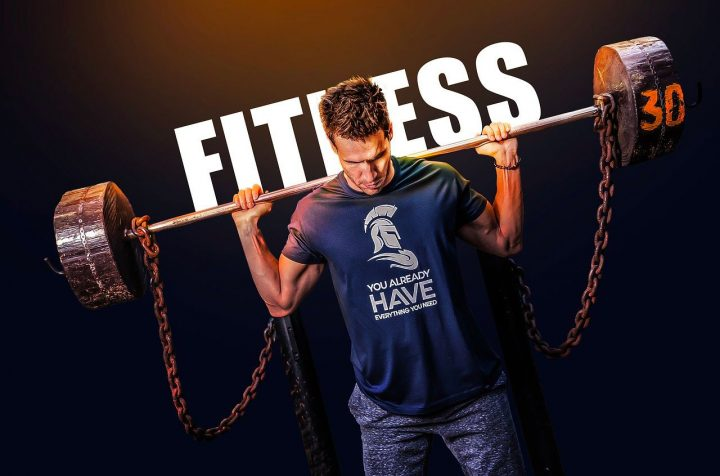 T-shirts fitness musculation