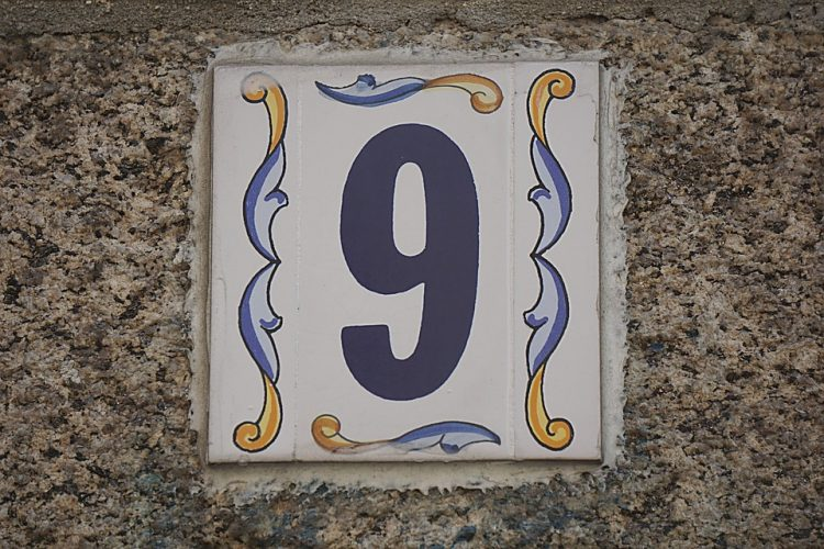Numéro rue